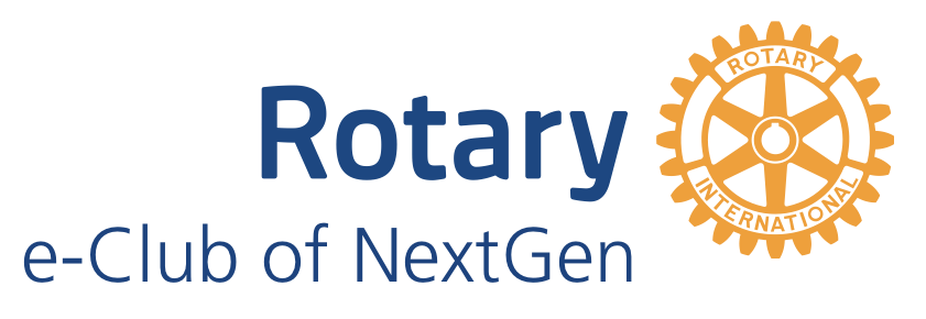 Rotary e-Club of NextGen